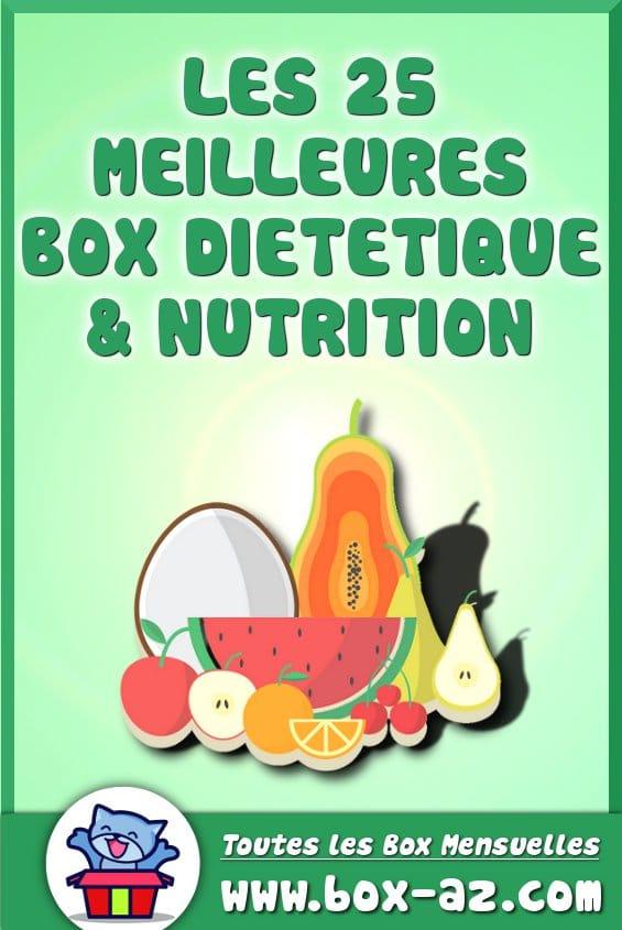 Box diététique et nutrition