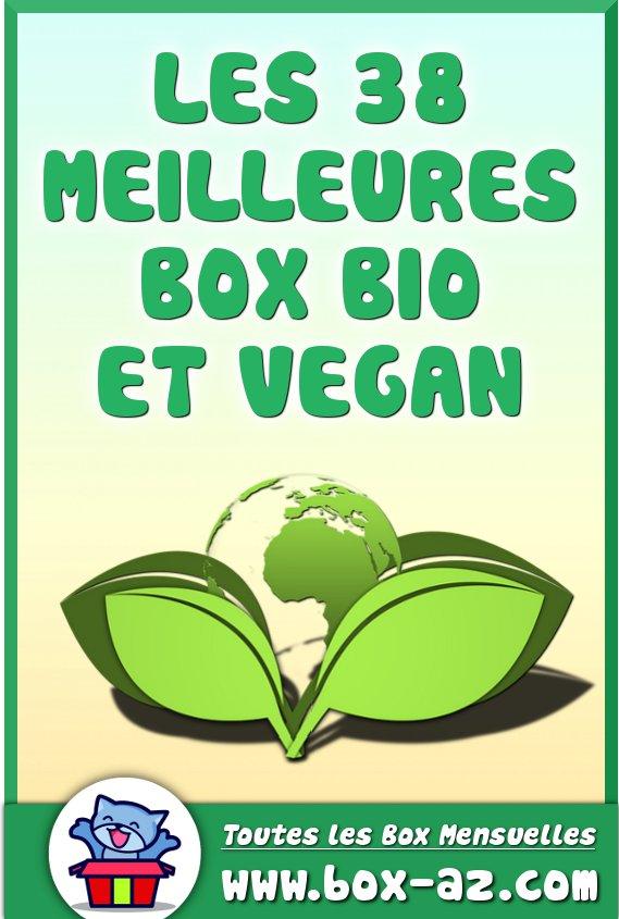 Box bio vegan