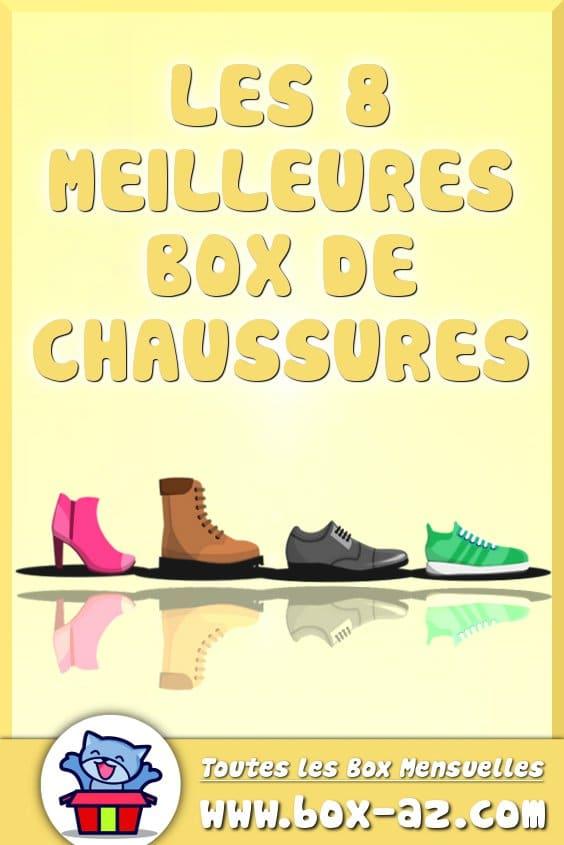 Box chaussures
