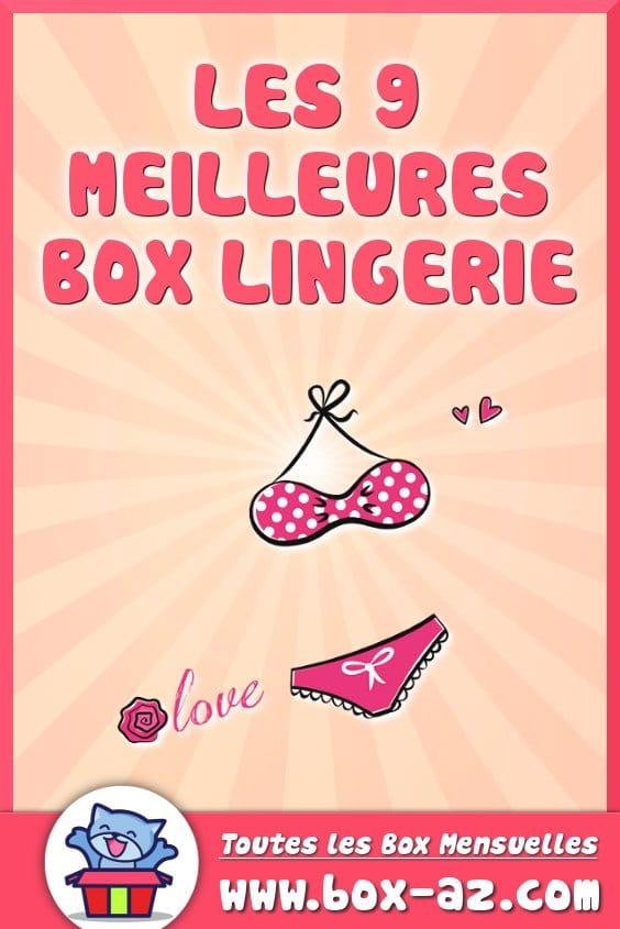 Box lingerie