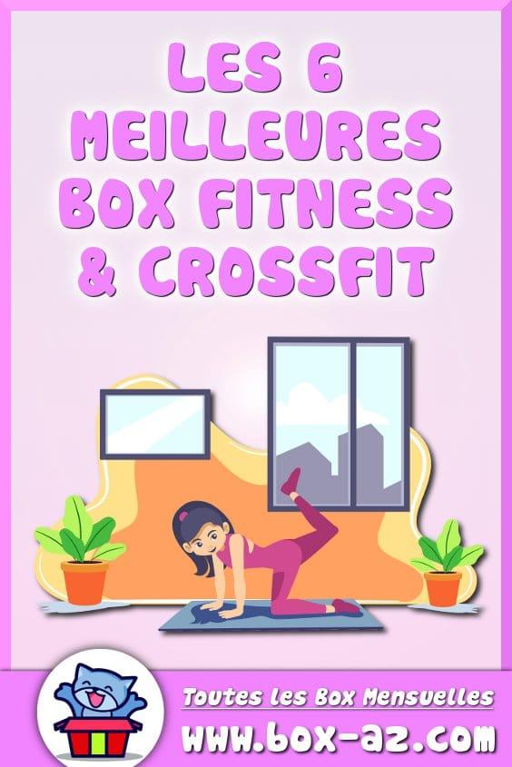 Box fitness et crossfit