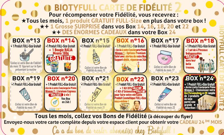 Carte fidelite biotyfull box 2
