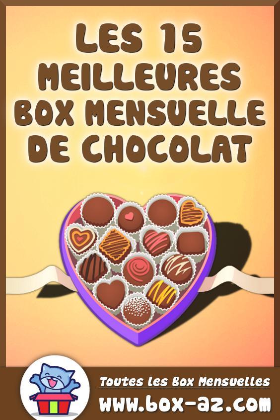 Les Meilleures box chocolat