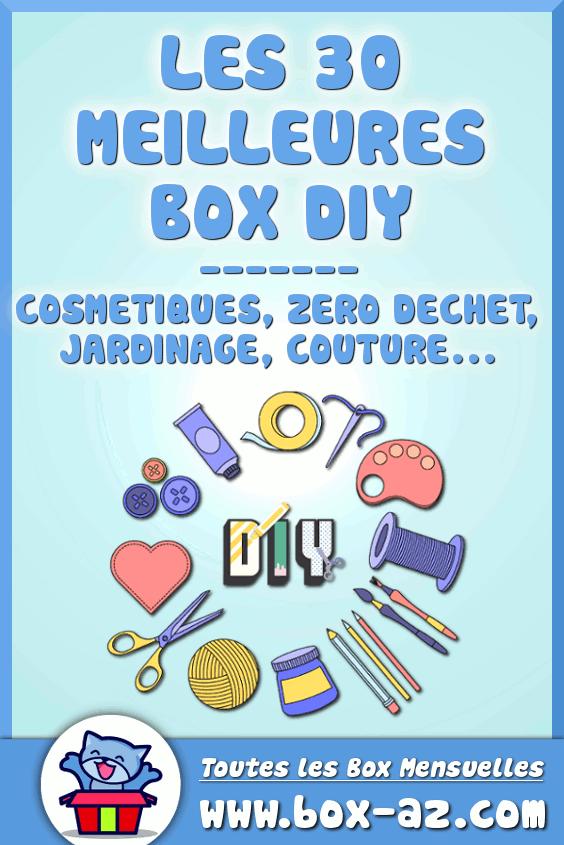 Les Meilleures box DIY