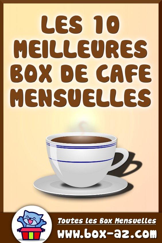 Les Meilleures box café