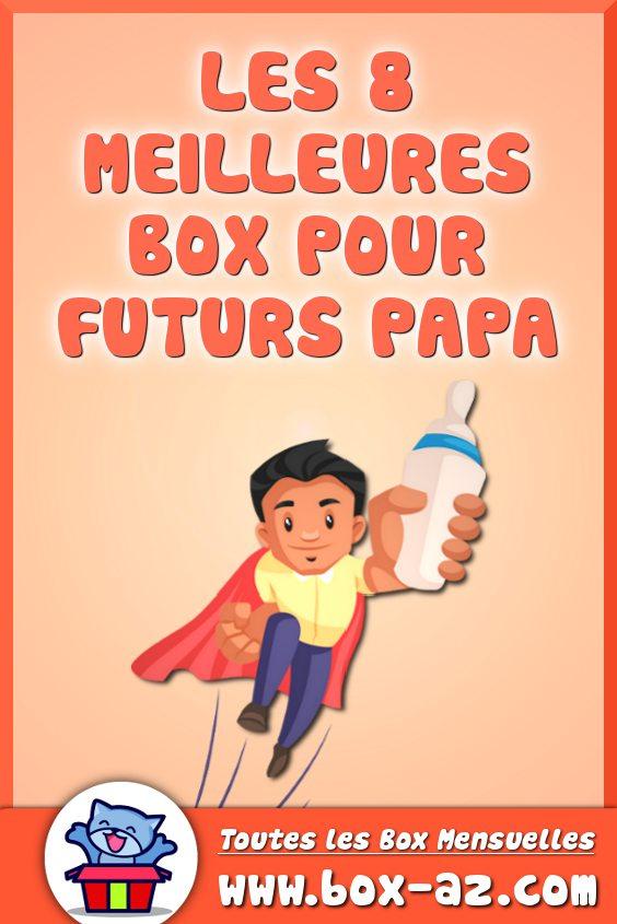 Les Meilleures box futur papa