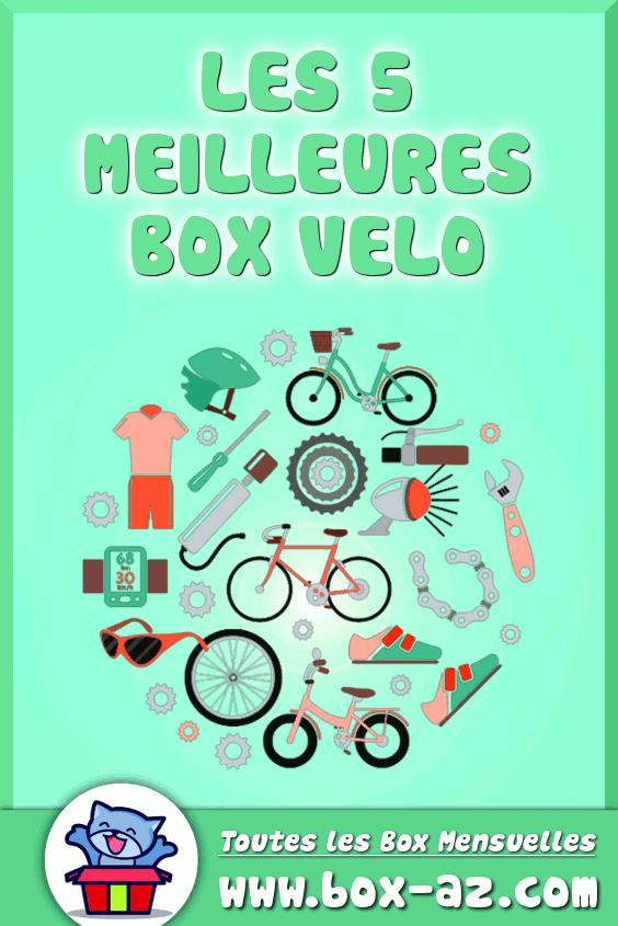 Les meilleures box vélo